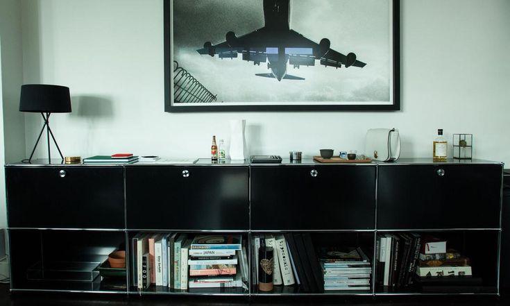 Les 25 meilleures id es de la cat gorie meuble usm sur for Meuble architectural