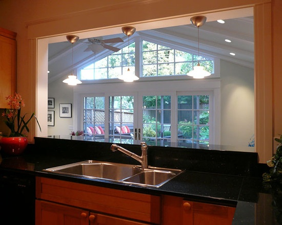 Kitchen Sunroom Designs   Kitchen Design Ideas .