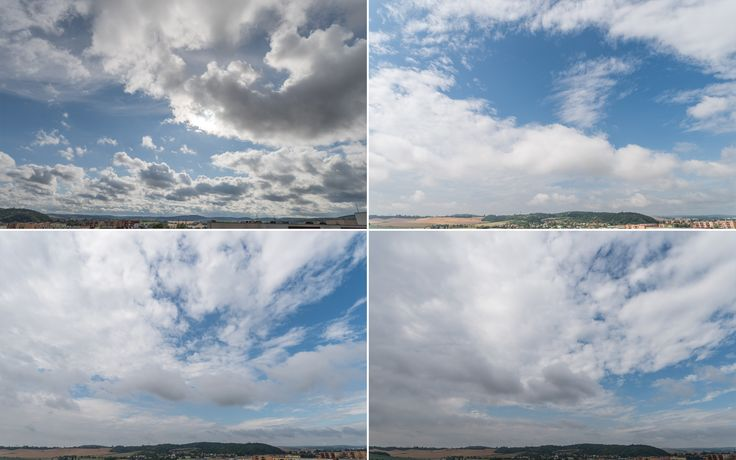 Cloudy Skies 03 Vol. 03 brings 16 photographs of cloudy skies.  Check out the previews to find out what photos are included.  All photos are taken with Full Frame Nikon D810 + Sigma 20mm f/1,4 DG HSM Art.  All photos include horizon for better positioning.  Resolution of photos: 36MPix; mostly 7360 x 4912 pix (some might be slightly cropped).
