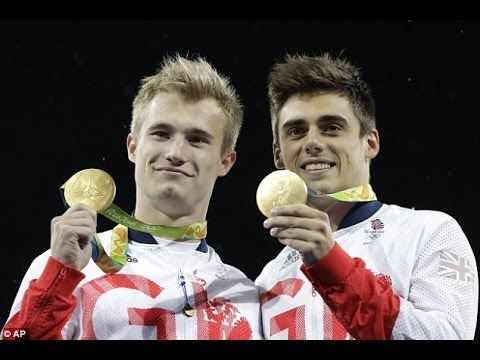 Jack Laugher and Chris Mears win gold for Great Britain