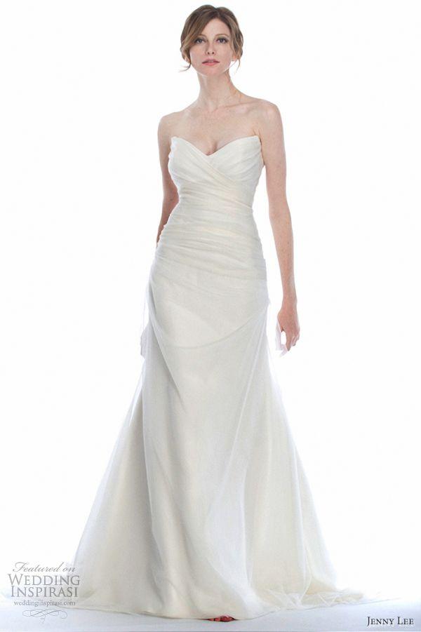 Jenny Lee Wedding Dresses Fall 2012 | Wedding Inspirasi | Page 2