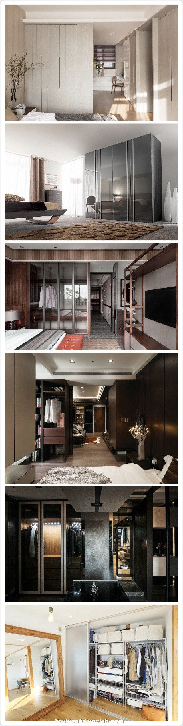 Check more wardrobe designs in fashion5divaclub.com, you will find designs for  wardrobe with sliding doors, wardrobe withe fliping doors and wardrobe with door
