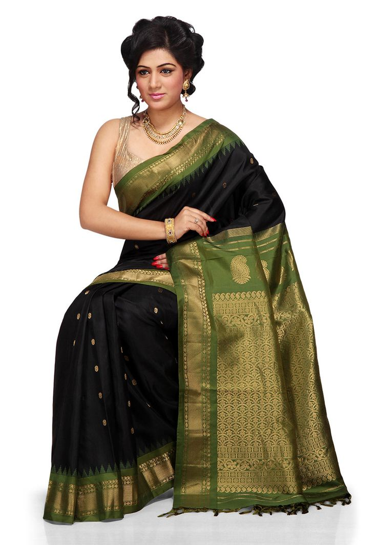 Best 25 30 Inch Vanity Ideas On Pinterest: Top 15 Colorful Gadwal Sarees With Pictures