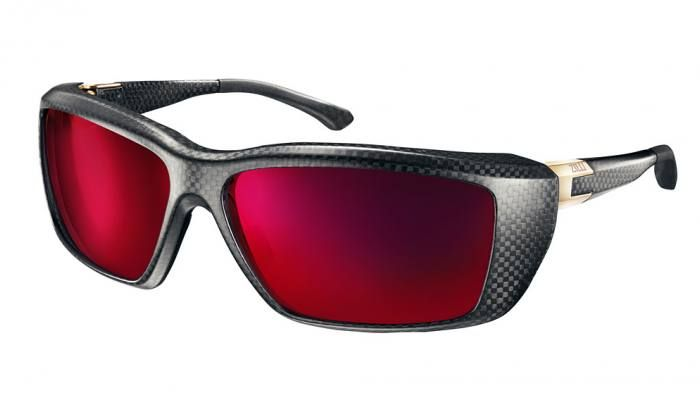 Instead of goggles, try ZILLI's new carbon fiber sunglasses for your next ski weekend.