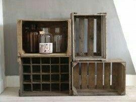 #dekistenkoning#kratje #kist #fruitkist #wood #hout #kistje #krat #storage #stoer