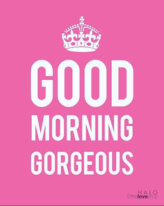 Pink.. Good Morning ❤