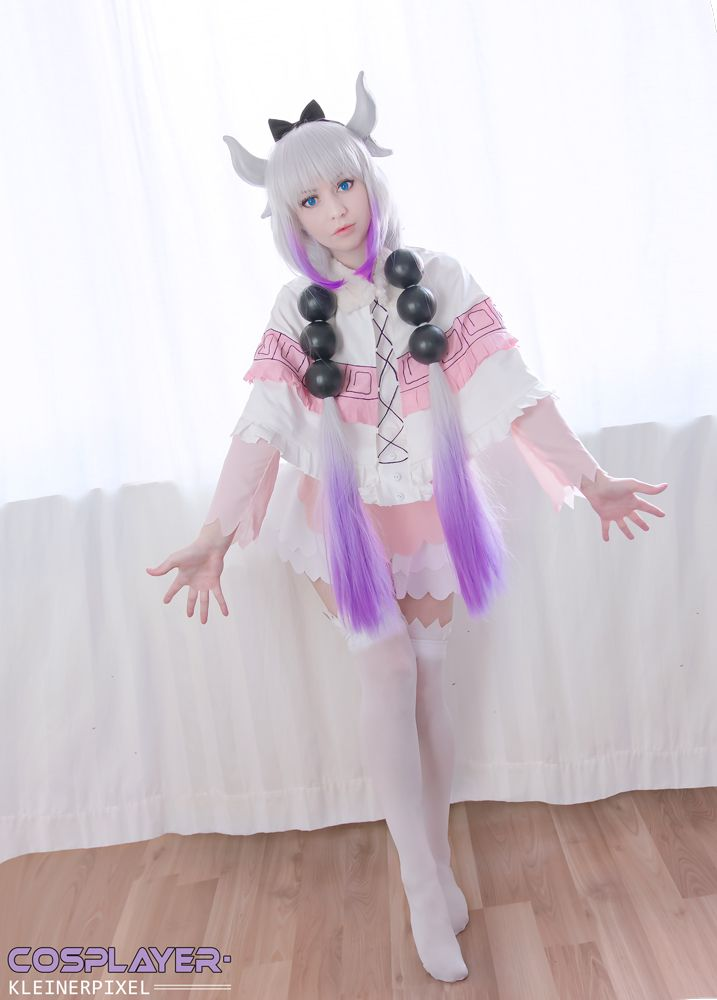 Kanna Kamui Cosplay (Miss Kobayashi's Dragon Maid) by ...