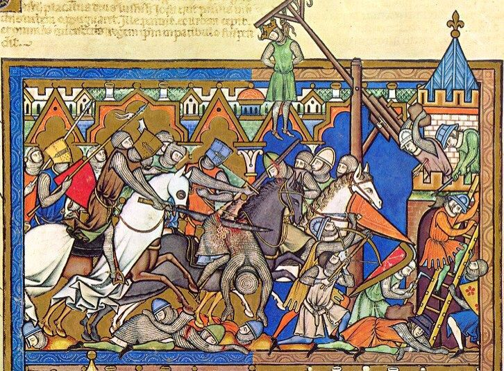 a history of the crusades and their relation to the bible Because of their monotheism and roots in the revealed jewish bible, muhammad and his successors extended conquered christians (and jews) more freedoms than conquered pagans in the approximately 1,300 years of history since the life of muhammad, the relationship between christianity and islam has rarely been harmonious.