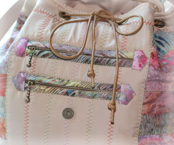 Купить Рюкзак с птичкой - рюкзак, рюкзачок, рюкзак женский, рюкзак ручной работы, яркий аксессуар