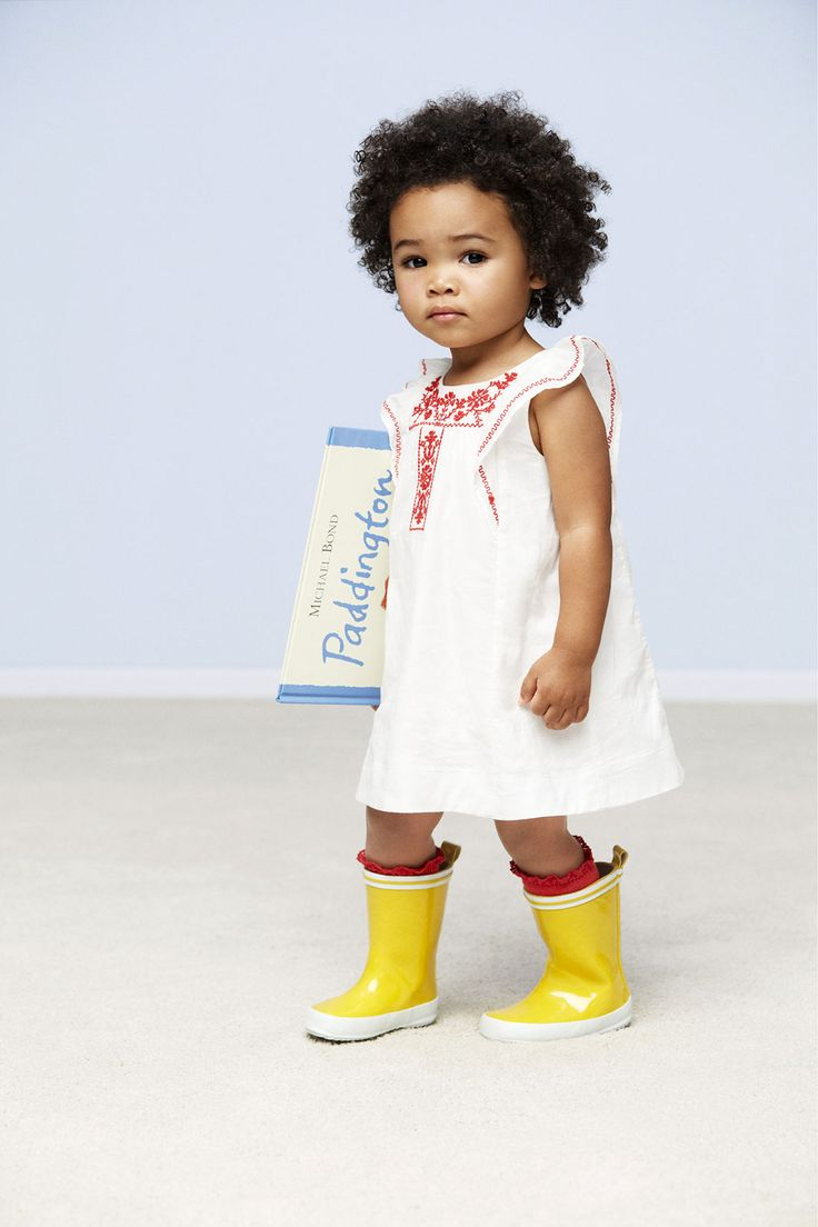 Gap x paddington: too cute not to pin