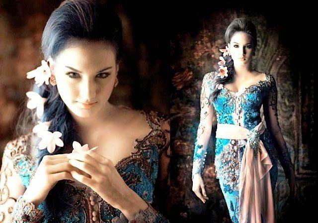 Model Kebaya Terbaru 2015, Modern, Elegan, dan Anggun