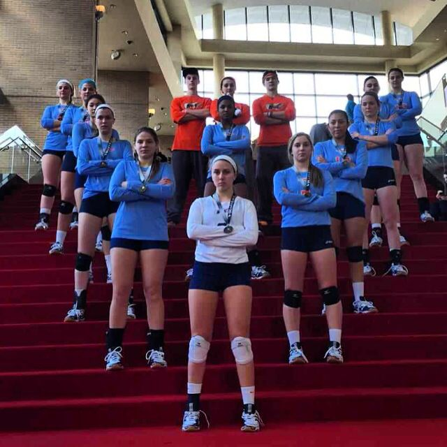 Cool volleyball team pictures