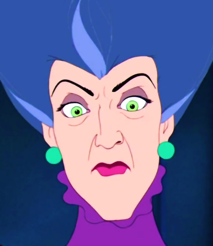 The Evil Stepmother (Lady Tremaine) - Cinderella