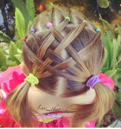 Going to do this with Sarah's hair when she gets old enough.