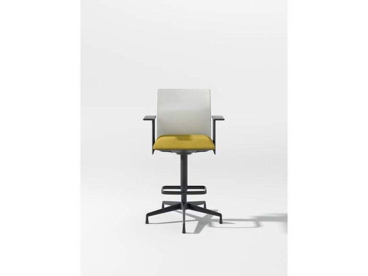 Officebase Posted To Instagram Arper Planesit Stool Besucher Und Konferenzstuhle Officebase Ch Buroeinrichtungen Bur In 2020 Office Chair Home Decor Furniture