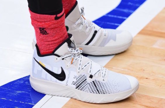 7ffae9a30d0 Kyrie Irving Debuts A New Budget Nike Zoom Kyrie Sneaker