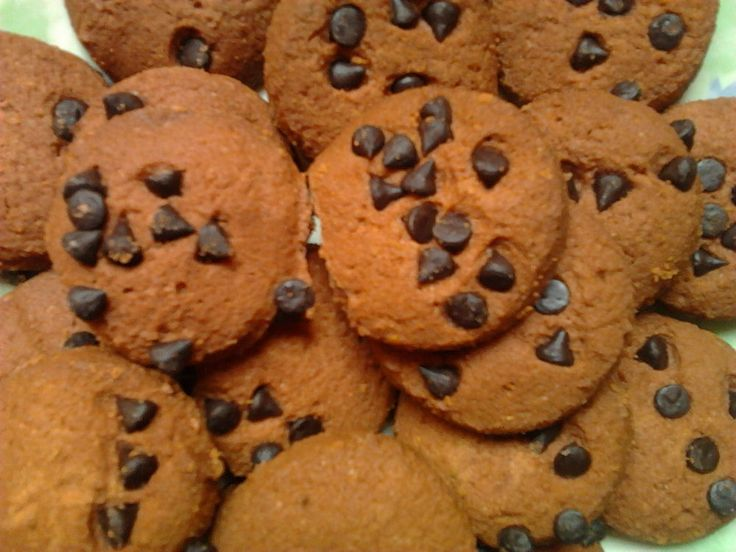 Chocolate Chip Biscuits, Premium Quality 200 Grams