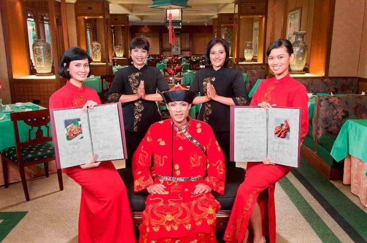 Ching San Restaurant, Hotel Melia Purosani. - Food and Restaurants