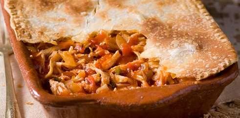 La Salteña | Recetas | Chicken pie
