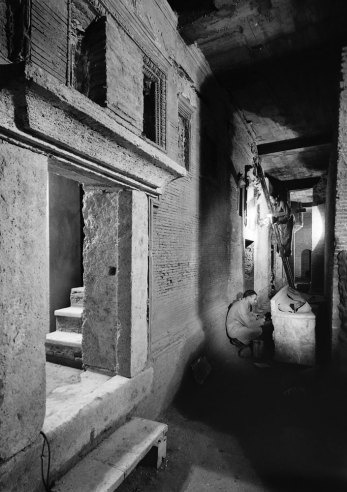 Vatican 1950 | LIFE at the Vatican: Unearthing History Beneath St. Peter's | LIFE.com