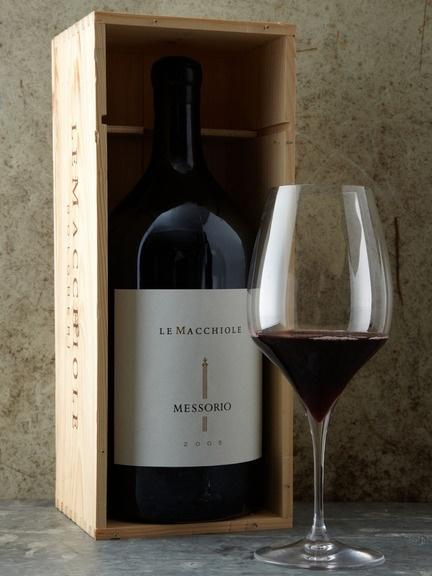 Le Macchiole - Messorio 2005 (95 points)