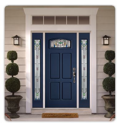 25 best ideas about fiberglass entry doors on pinterest for Steel front entry doors