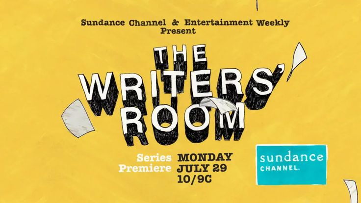 """This is """"Sundance """"The Writers Room"""" Show Open"""" by  on Vimeo, the home for high quality videos and the people who love them."""