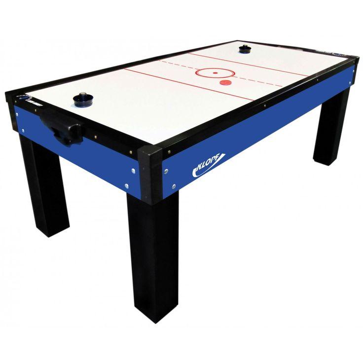 Air Game - Mesa de Aero Hockey Klopf - Cód. 1045 - Esportes Express