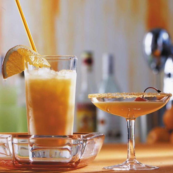 Eierlikör-Maracuja-Drink Rezept - [LIVING AT HOME]