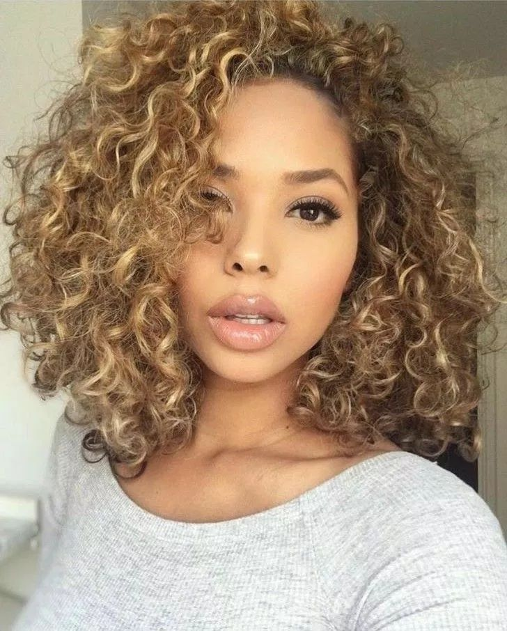 52 Curly Hairstyles For Women 2019 This Is The Way To Make
