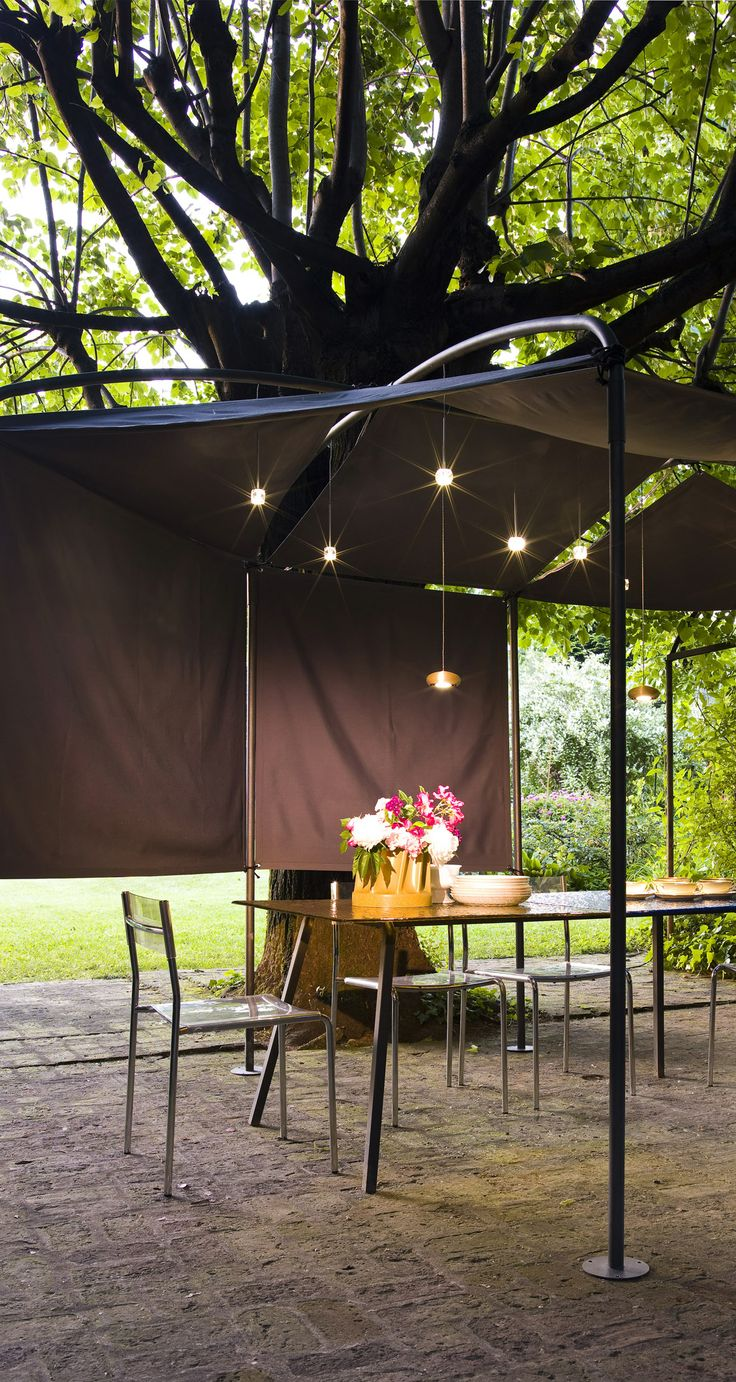 Universo LED outdoor. Light up your garden. Made in Italy. design Pepe Tanzi for Album