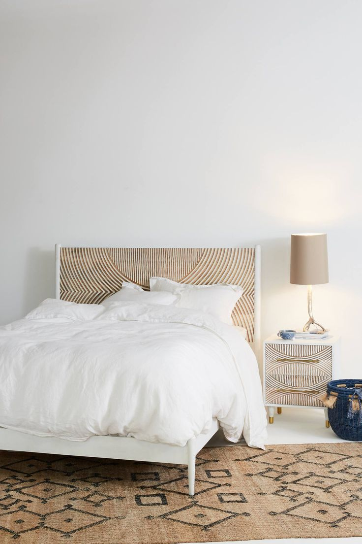 Shop the Carved Thalia Bed and more Anthropologie at Anthropologie today. Read customer reviews, discover product details and more.
