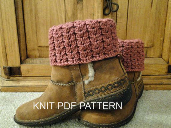 14 Best Projects To Try Images On Pinterest Knitted Boot Cuffs