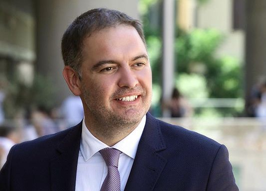 Alexandros Vassilikos Appointed New President of Hellenic Chamber of Hotels