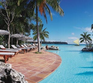 Le Meridien Ile des Pins in New Caledonia