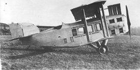 """Laté 8 - Celui-ci fut construit spécifiquement pour être utilisé sur les lignes Latécoère """"France-Espagne-Maroc"""" (1 avion)"""