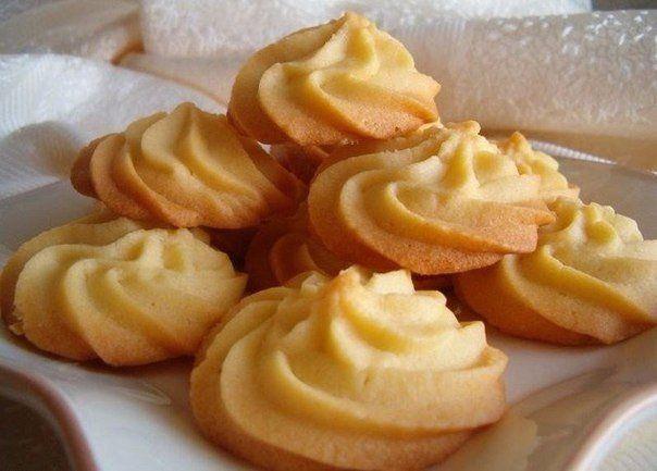 Krehké koláčiky