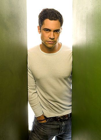 Danny Pino he is no Stabler but he sure is nice to look at.
