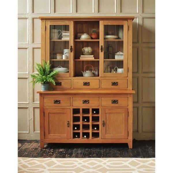 Product Photo 1 Oak Furniture Rustic Oak Furniture Country