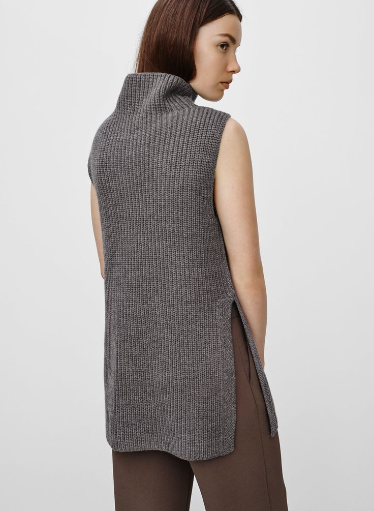 Wilfred DURANDAL SWEATER | Aritzia
