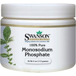100% Pure Monosodium Phosphate for tooth health