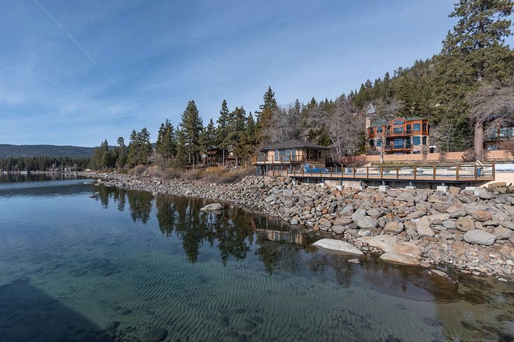 31 NIGHT MINIMUM YEAR-ROUND. Monthly rates do not include cleaning and other fees. Please see below for rates.  Cielo Blu is a breathtaking, distinctive home situated in the gated, upscale Brockway Springs community, just 100 yards from Lake Tahoe.