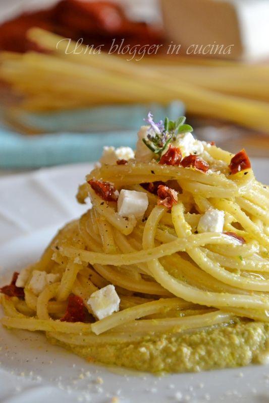 Spaghetto quadrato cremoso