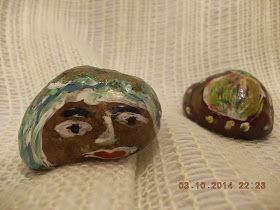 conkers: faces