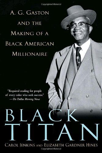 Five Books on or about Black Millionaires You Should Have in Your Library ASAP…