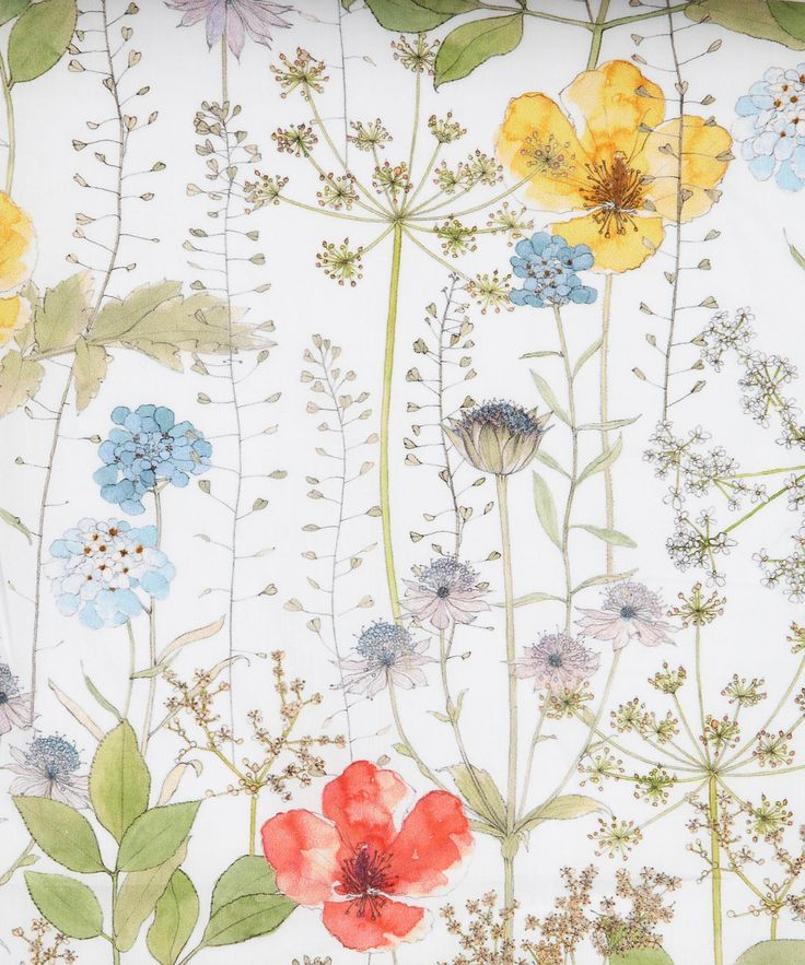 Irma C Tana Lawn, Liberty Art Fabrics. Shop more from the Liberty Art Fabrics collection online at Liberty.co.uk