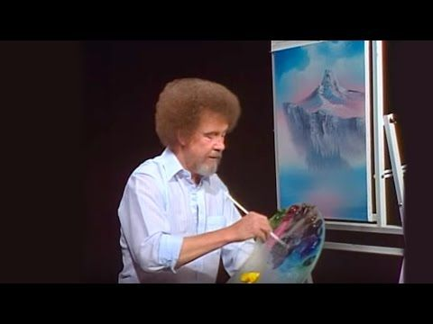 Bob Ross - Mountain Serenity (Season 28 Episode 12) - YouTube