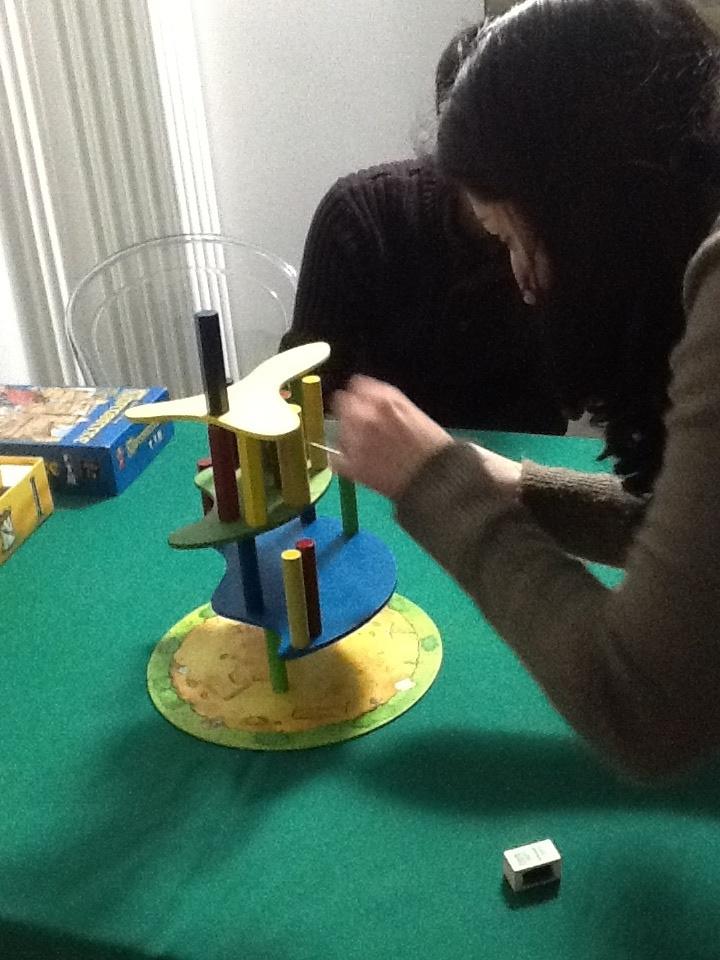 Villa Paletti  #boardgames