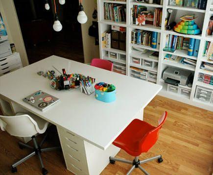Superieur Attic Craft Room Ideas | Craft Room Ideas | Atticmag | Kitchens, Bathrooms,  Interior