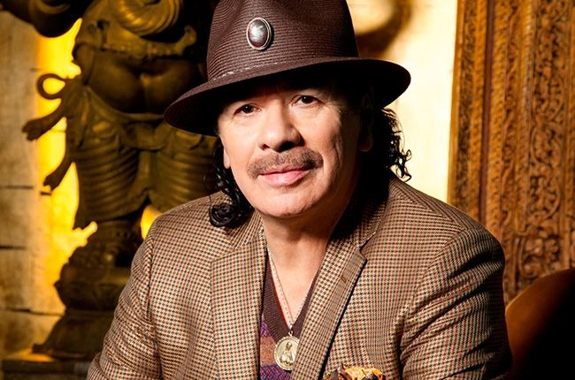 The 3 Collective announces signing of music legend Carlos Santana